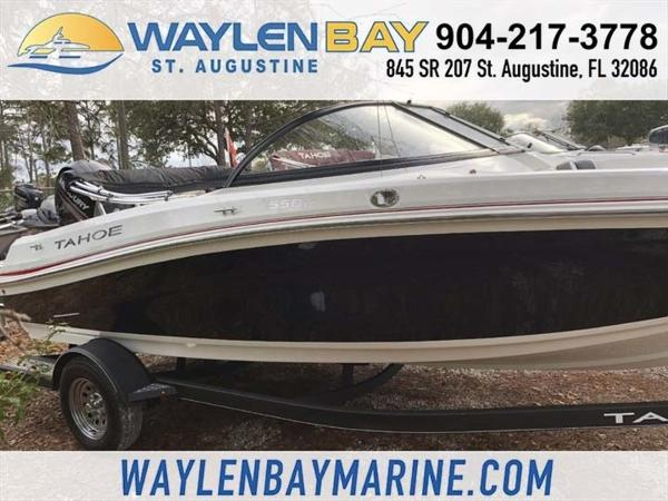 2018 TAHOE 550 TF OUTBOARD for sale