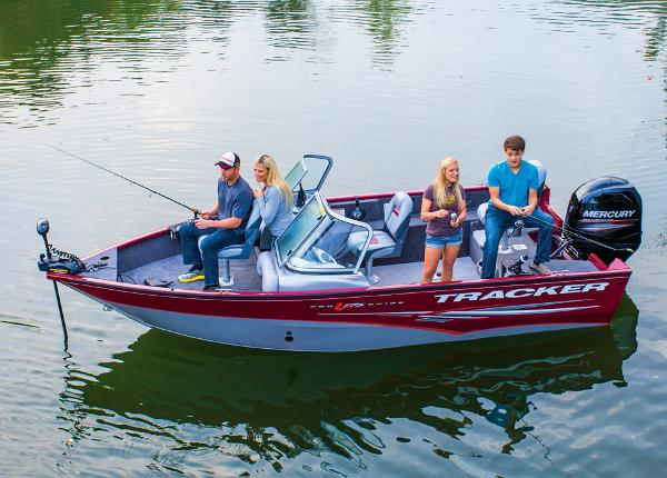 2014 Tracker Boats boat for sale, model of the boat is Pro Guide V-175 Combo & Image # 2 of 33