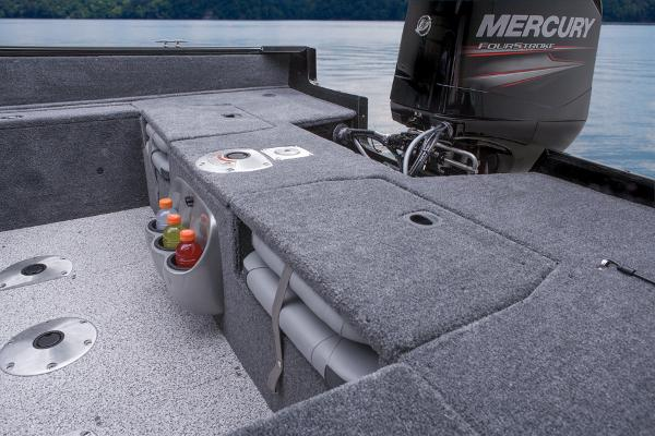 2014 Tracker Boats boat for sale, model of the boat is Pro Guide V-175 Combo & Image # 9 of 33