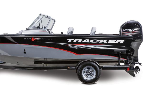 2014 Tracker Boats boat for sale, model of the boat is Pro Guide V-175 Combo & Image # 30 of 33