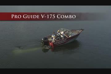 Tracker Pro Guide V-175 Combo video