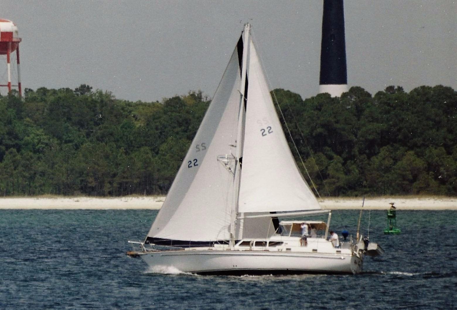 47' Gulfstar 1979 SAILMASTER