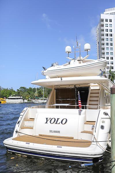 72 Viking Princess 1999 Yolo Fort Lauderdale Florida