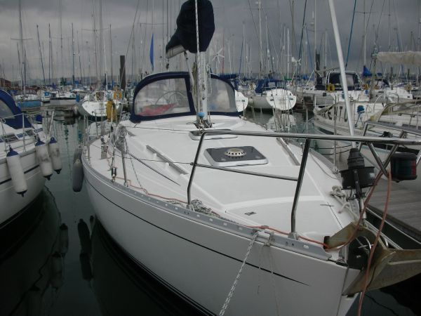 Moody 35CC boat for sale