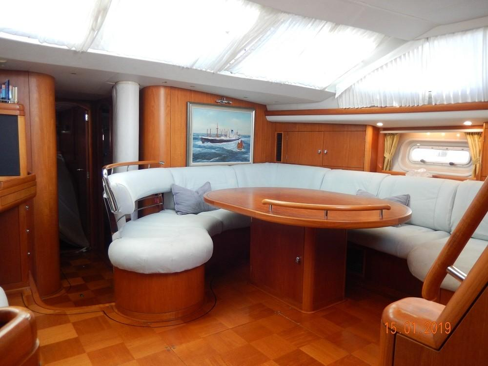 Oyster 62 boat for sale