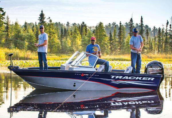 2014 Tracker Boats boat for sale, model of the boat is Pro Guide V-175 WT & Image # 2 of 36