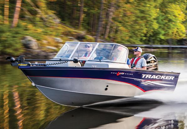 2014 Tracker Boats boat for sale, model of the boat is Pro Guide V-175 WT & Image # 7 of 36