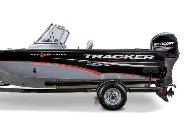 2014 Tracker Boats boat for sale, model of the boat is Pro Guide V-175 WT & Image # 32 of 36