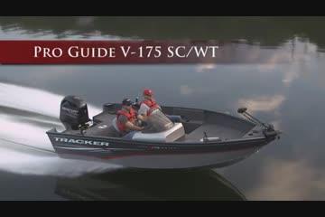Tracker Pro Guide V-175 WTvideo
