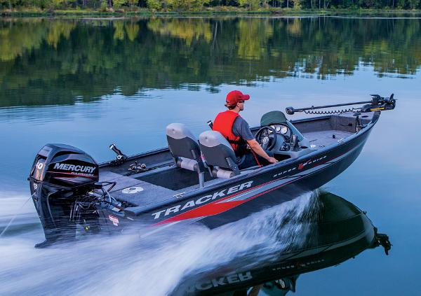 2014 Tracker Boats boat for sale, model of the boat is Super Guide V-16 SC & Image # 5 of 26