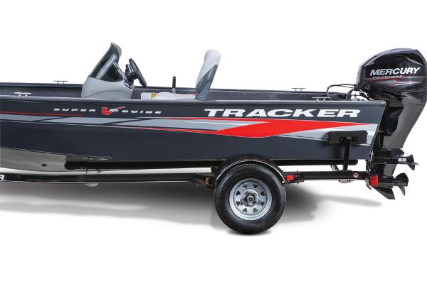 2014 Tracker Boats boat for sale, model of the boat is Super Guide V-16 SC & Image # 22 of 26