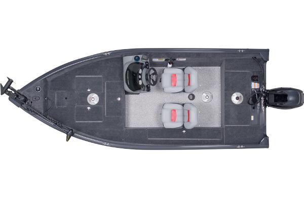 2014 Tracker Boats boat for sale, model of the boat is Super Guide V-16 SC & Image # 25 of 26