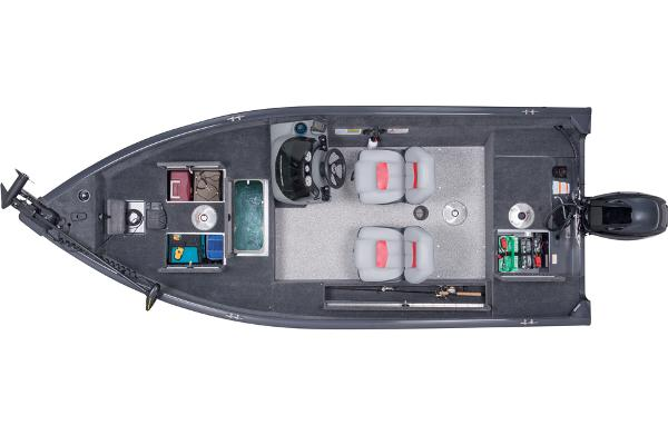 2014 Tracker Boats boat for sale, model of the boat is Super Guide V-16 SC & Image # 26 of 26
