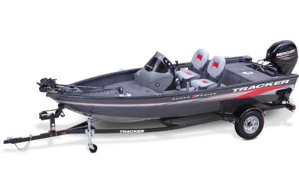 2014 Tracker Boats boat for sale, model of the boat is Super Guide V-16 SC & Image # 24 of 26