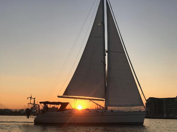 Beneteau 50 BoatsalesListing Massachusetts
