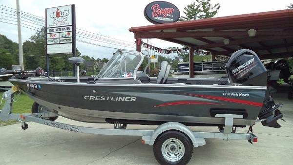 2015 CRESTLINER FISH HAWK 1750 for sale