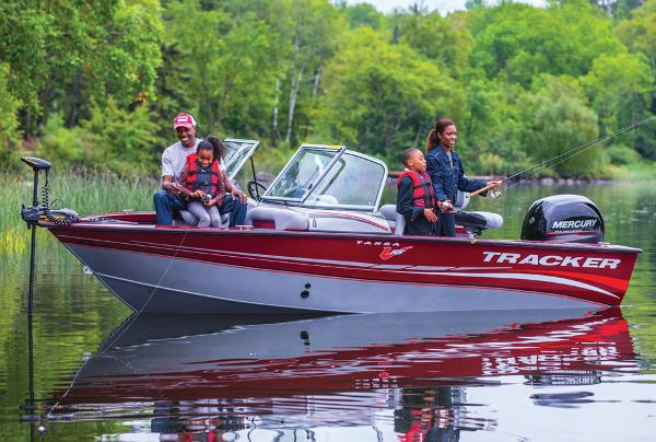 2014 TRACKER BOATS TARGA V 18 COMBO for sale