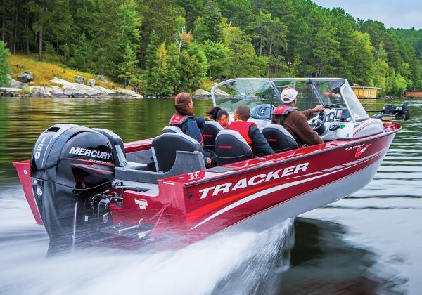 2014 Tracker Boats boat for sale, model of the boat is Targa V-18 Combo & Image # 4 of 38