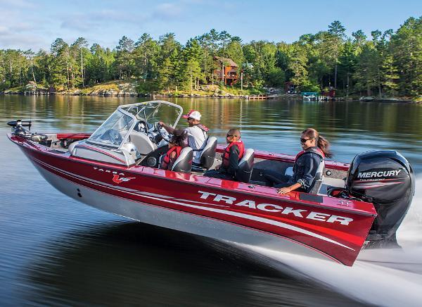 2014 Tracker Boats boat for sale, model of the boat is Targa V-18 Combo & Image # 5 of 38