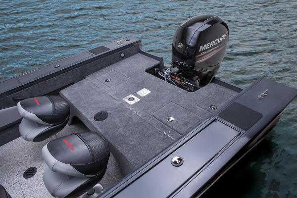 2014 Tracker Boats boat for sale, model of the boat is Targa V-18 Combo & Image # 8 of 38