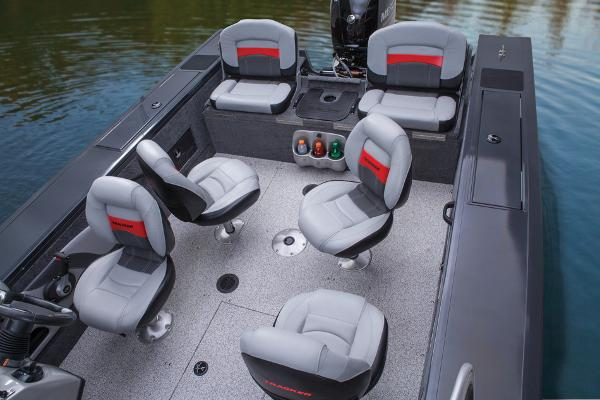 2014 Tracker Boats boat for sale, model of the boat is Targa V-18 Combo & Image # 13 of 38