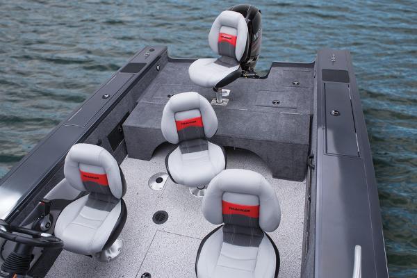 2014 Tracker Boats boat for sale, model of the boat is Targa V-18 Combo & Image # 19 of 38