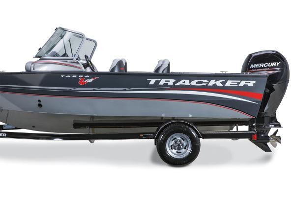 2014 Tracker Boats boat for sale, model of the boat is Targa V-18 Combo & Image # 33 of 38