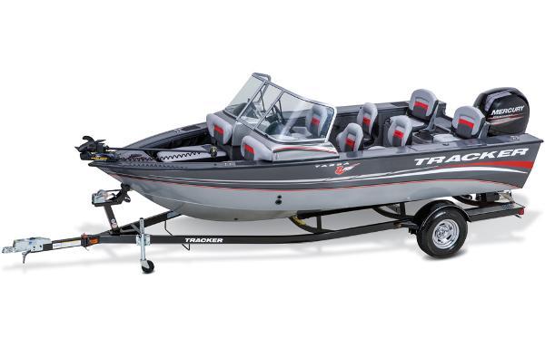2014 Tracker Boats boat for sale, model of the boat is Targa V-18 Combo & Image # 35 of 38