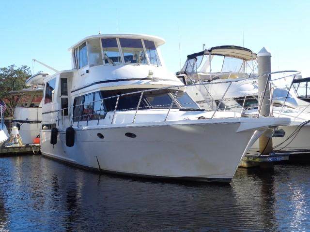 Hyatt 51 Motor Yacht - Photo: #8