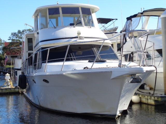 Hyatt 51 Motor Yacht - Photo: #9
