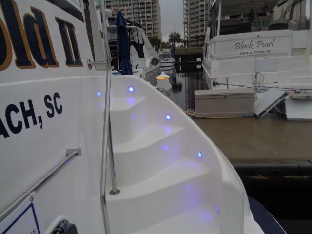 Hyatt 51 Motor Yacht - entry