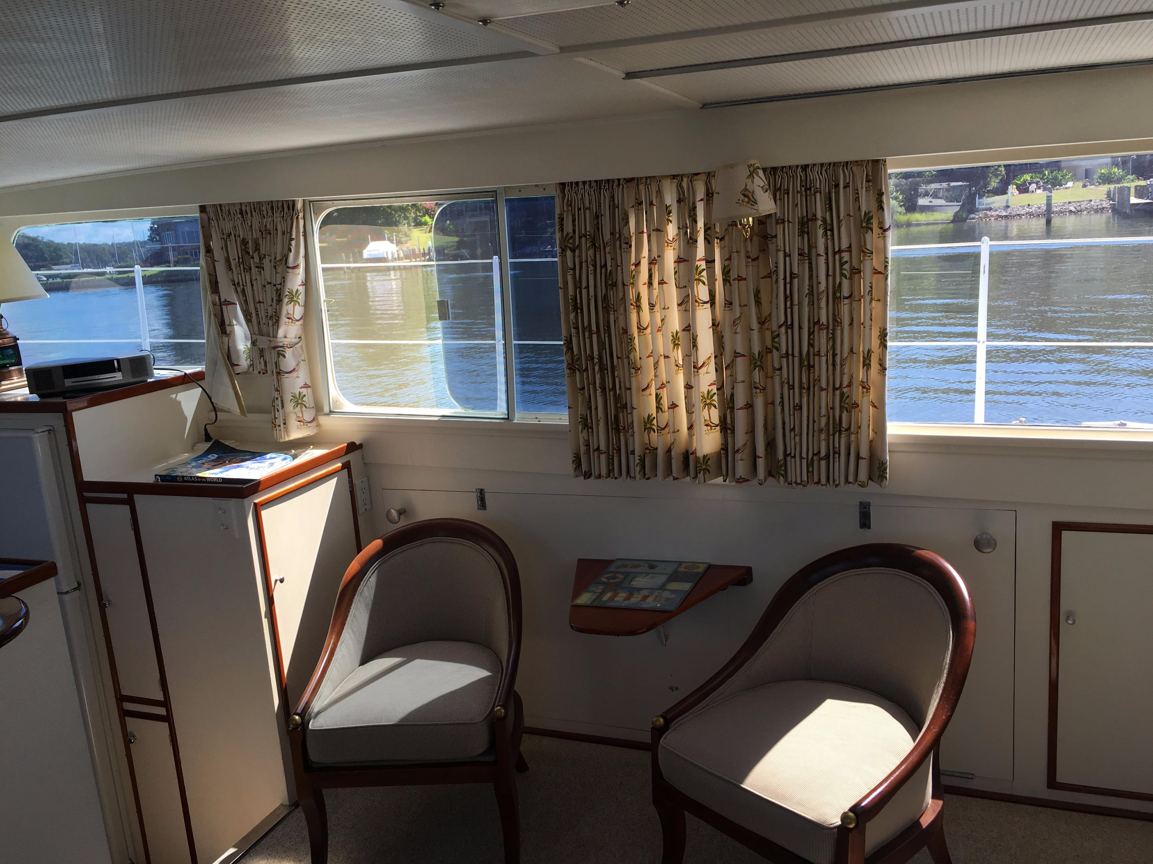 Aft Cabin Starboard Side Berth
