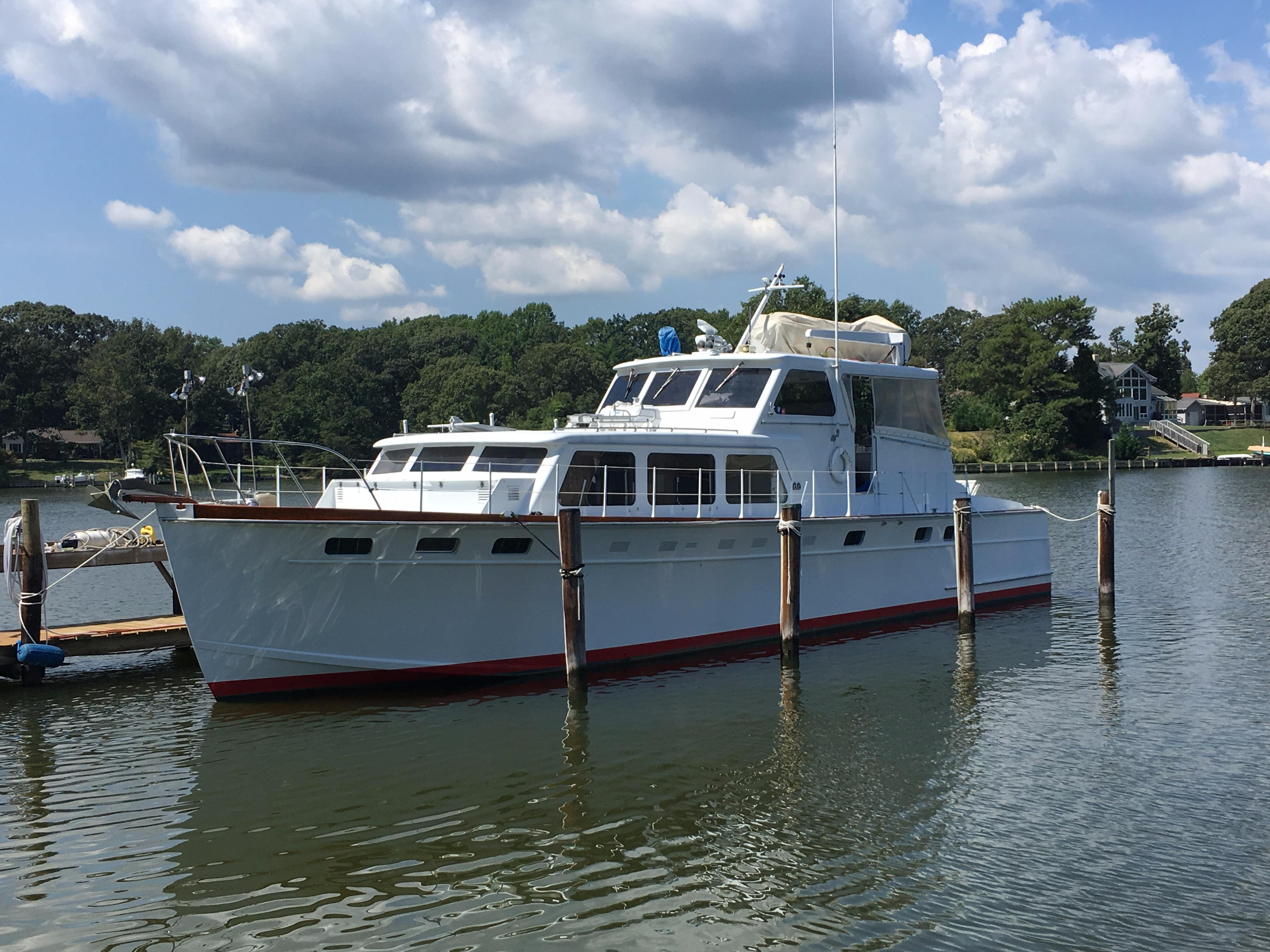 1965 Huckins 53 Atlantic