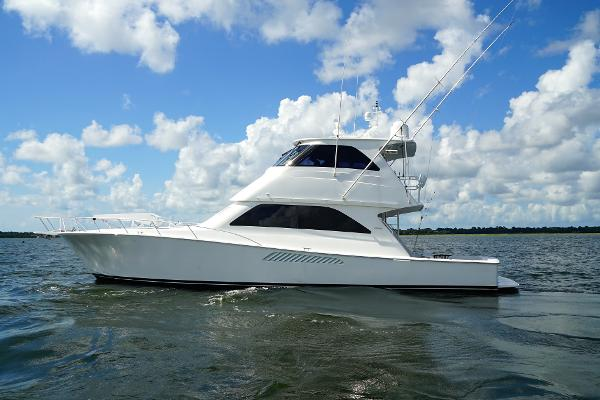 2008 56' Viking 56 Enclosed w/ Mezzanine