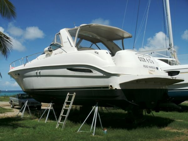 Sea Ray 460 Sundancer Motor Yachts. Listing Number: M-3582356