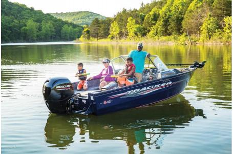 2020 Tracker Boats boat for sale, model of the boat is Pro Guide V-175 Combo & Image # 22 of 48