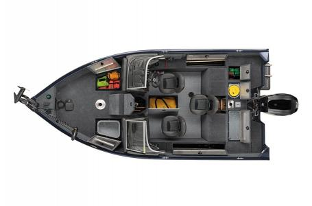 2020 Tracker Boats boat for sale, model of the boat is Pro Guide V-175 Combo & Image # 38 of 48