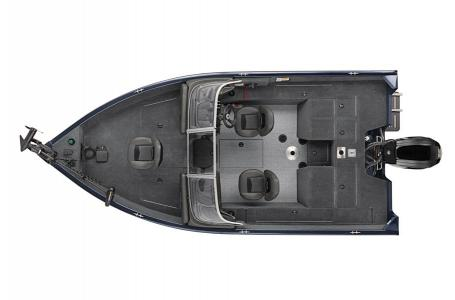 2020 Tracker Boats boat for sale, model of the boat is Pro Guide V-175 Combo & Image # 42 of 48