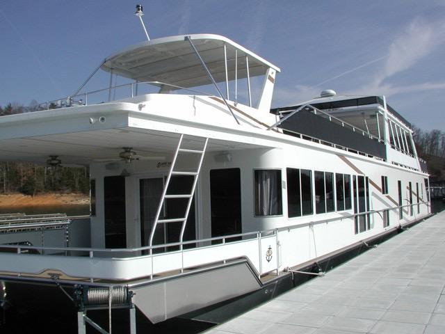 Miraculous Houseboat For Sale Boat Trader Home Interior And Landscaping Spoatsignezvosmurscom