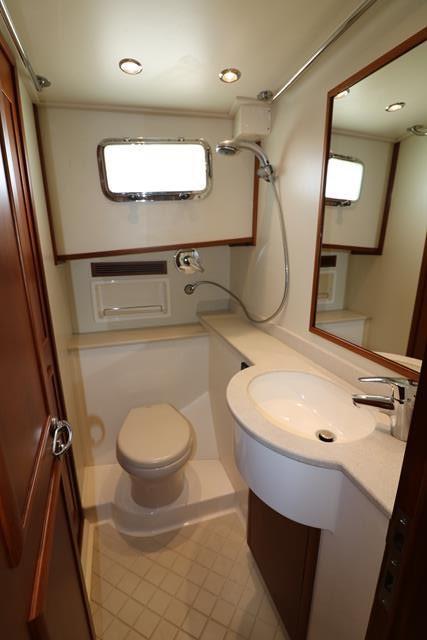 Guest Cabin Heads & Shower