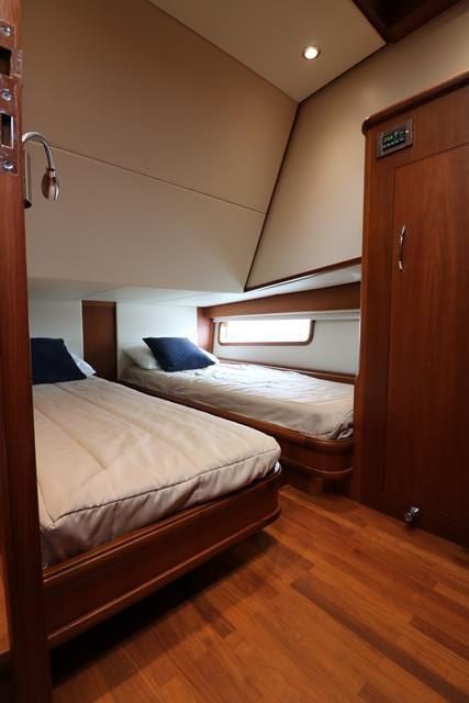 Guest Cabin on Port