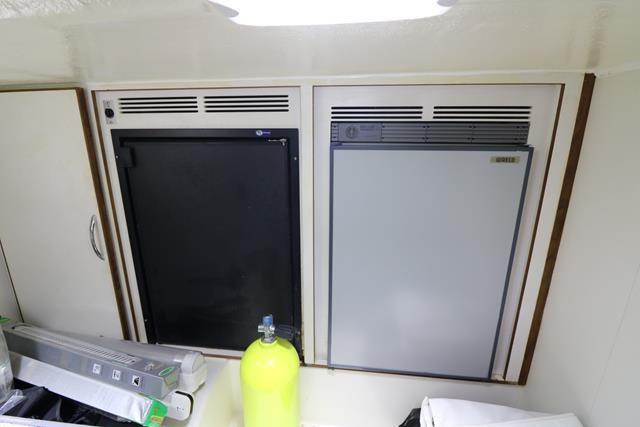 Freezer & Addtional Fridge in Utility Room