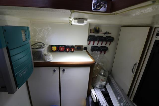 Neat layout for Utility Room