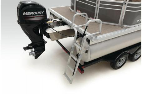 2020 Sun Tracker boat for sale, model of the boat is Party Barge 20 DLX & Image # 15 of 39