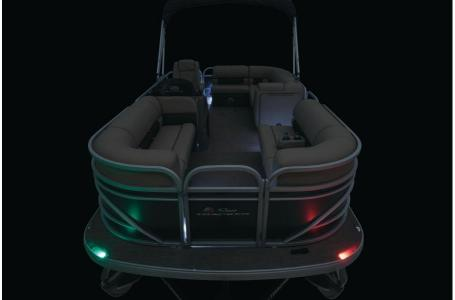 2020 Sun Tracker boat for sale, model of the boat is Party Barge 20 DLX & Image # 35 of 39