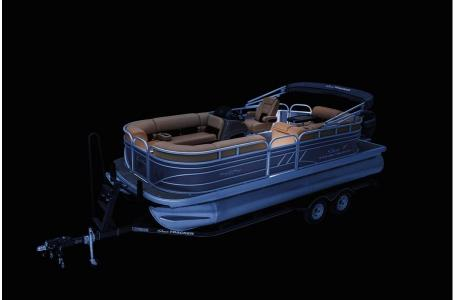 2020 Sun Tracker boat for sale, model of the boat is Party Barge 20 DLX & Image # 36 of 39