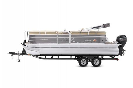 2020 Sun Tracker boat for sale, model of the boat is Party Barge 20 DLX & Image # 8 of 39