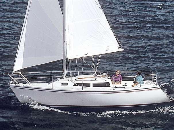26' Catalina Capri 26