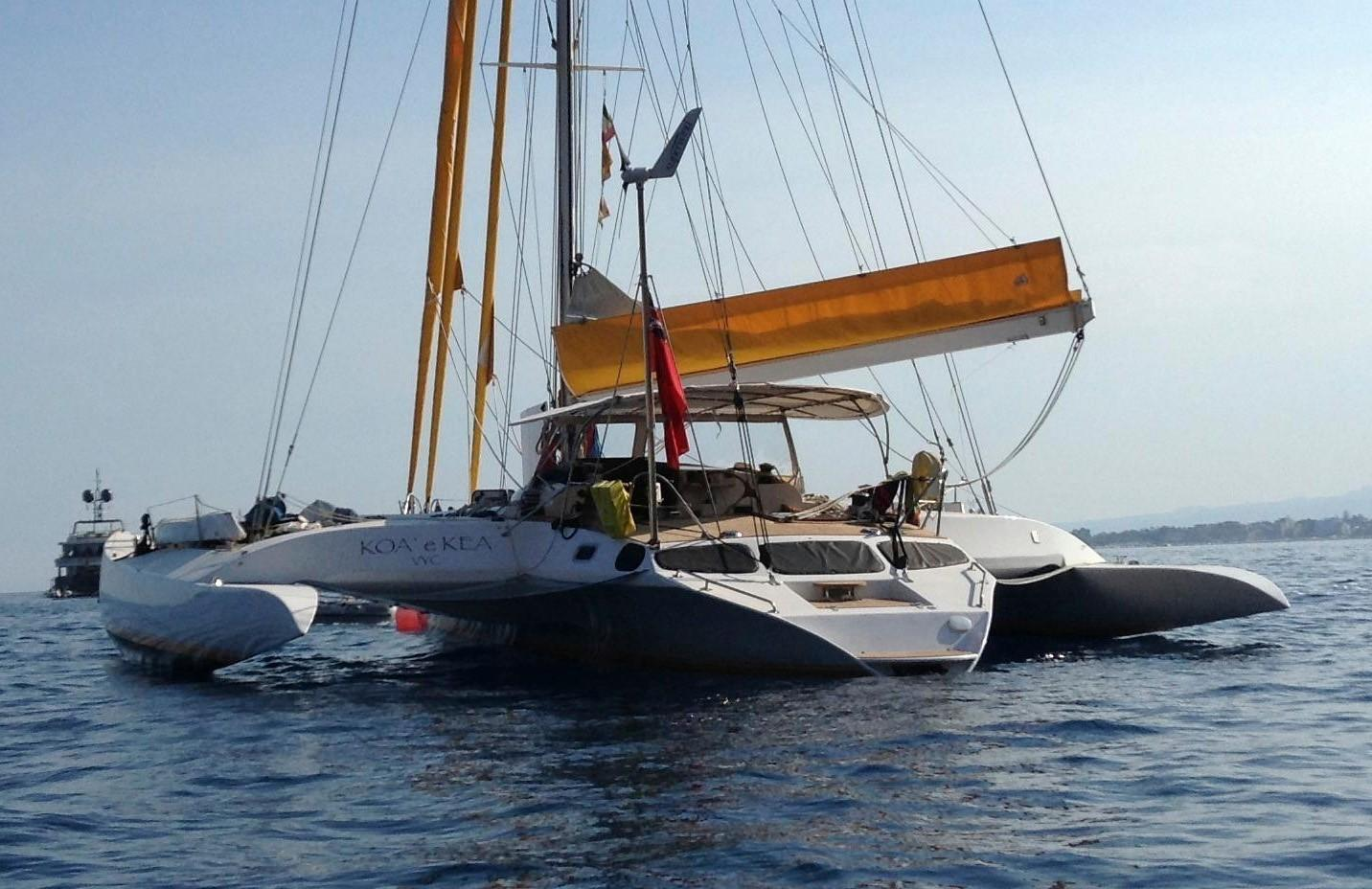 The Multihull Company – Used Trimarans For Sale