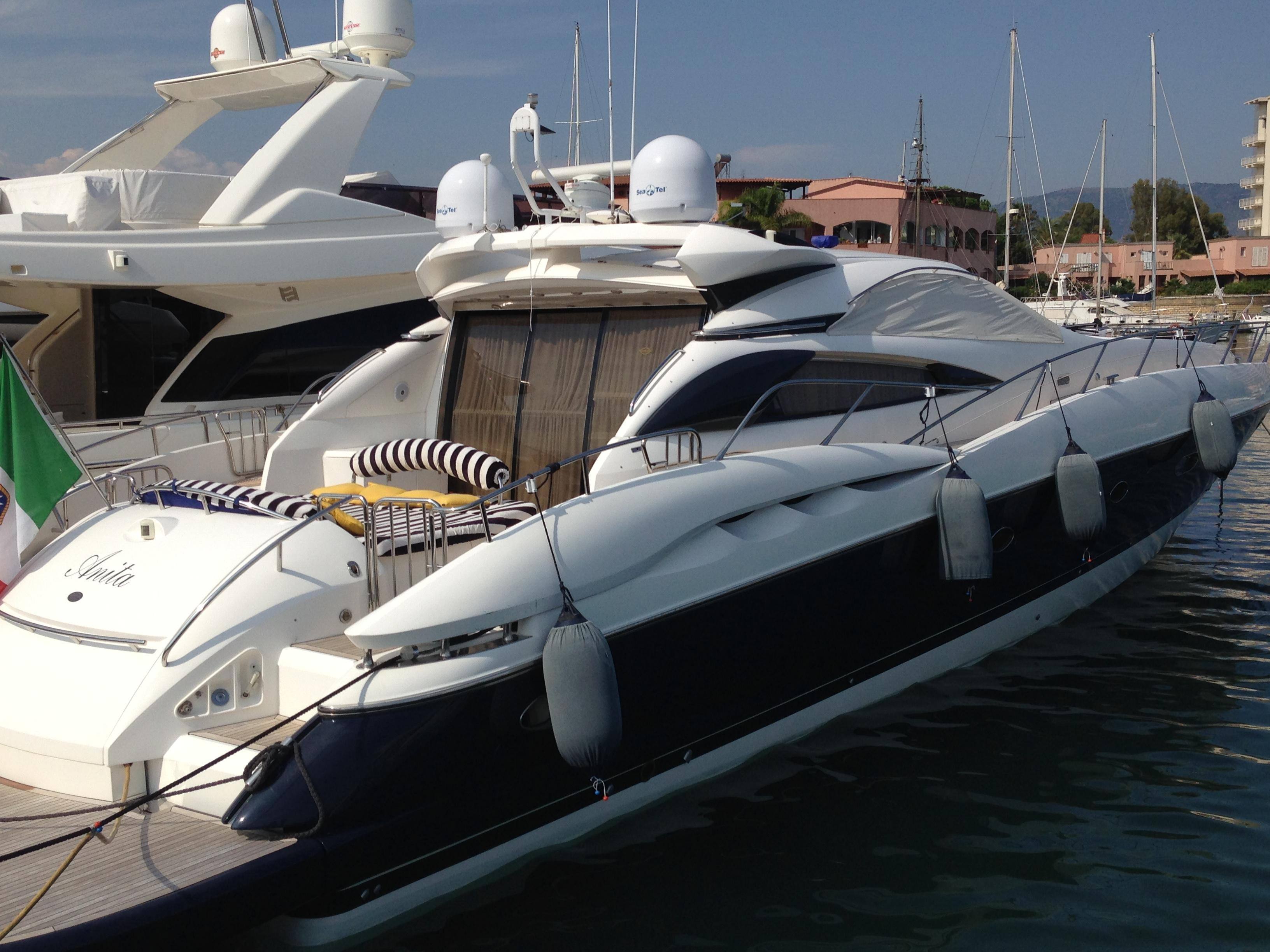 78.74 ft Sunseeker Predator 75